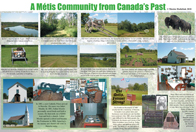 A Métis Community from Canada's Past Poster